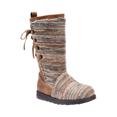MUK LUKS Lucinda Women's Water ... Resistant Winter Boots