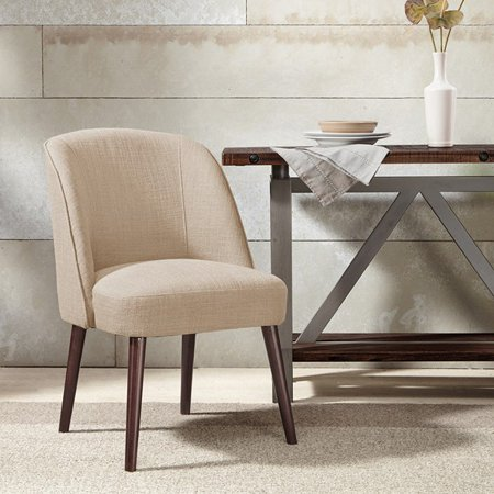 Natural Swirl Finish - Madison Park Bexley Hardwood Dining Chair In Natural Finish MP100-0152