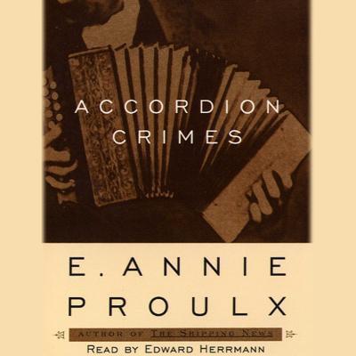 Accordion Crimes - Audiobook