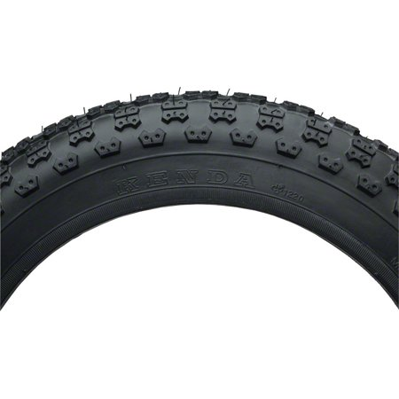 "Kenda K50 Tire: 14"" x 2.125 Black, Steel"