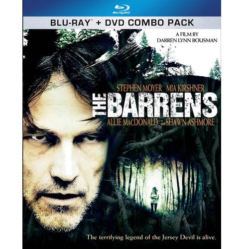 The Barrens (Blu-ray) (Widescreen)