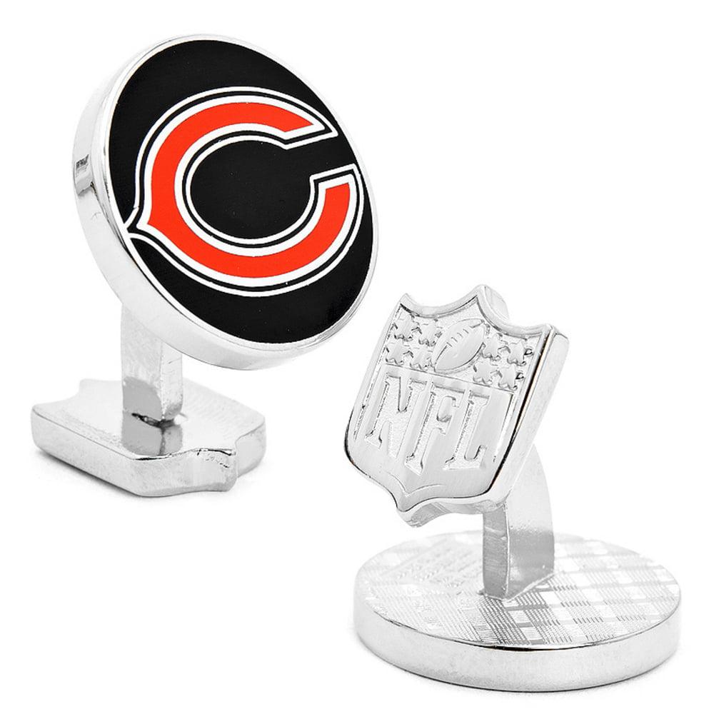 Palladium Chicago Bears Cufflinks