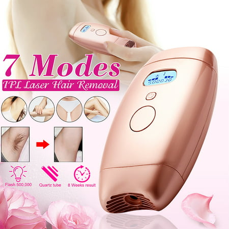 Laser Hair Removal 7 levels 500000 IPL Remover Device Painless Mini System Instrument Epilator Household Permanent Photonic Freezing Professional Shaver For Face Leg Body Skin
