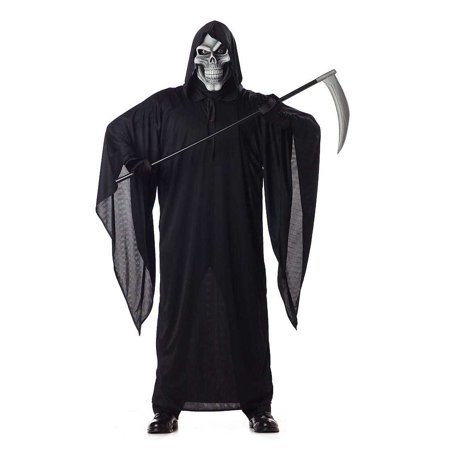 Adult Grim Reaper Costume California Costumes 1055 (Grim Reaper Boys Costume)
