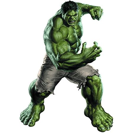 Green Hulk 1/4 Sheet Edible Photo Birthday Cake Topper Frosting Sheet Personalized Party