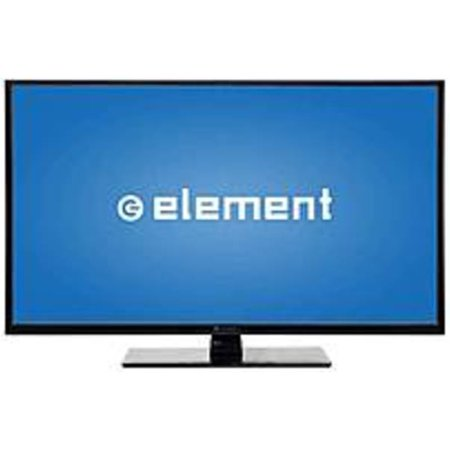 element telectronics eleft436 43 inch hdtv led tv 1080p refurbished. Black Bedroom Furniture Sets. Home Design Ideas
