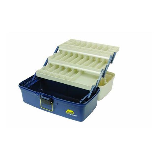 Plano PLA-613306 Plano XL 3 Tray Tackle Box by Planon