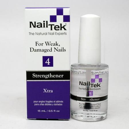 American International Nail Tek  Xtra, 0.5 oz (Black Nail Tape)