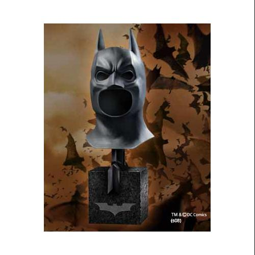 Batman Miniature Batman Begins Cowl By Noble Collection by The Noble Collection