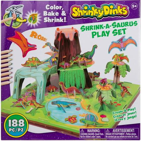 Shrinky Dinks Shrink-a-Saurus Play - Halloween Shrinky Dinks