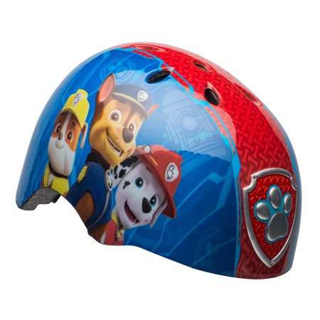 Bell Nickelodeon Paw Patrol Team Mutisport Helmet, Child 5+ (50-54cm) - Kids Steelers Helmet