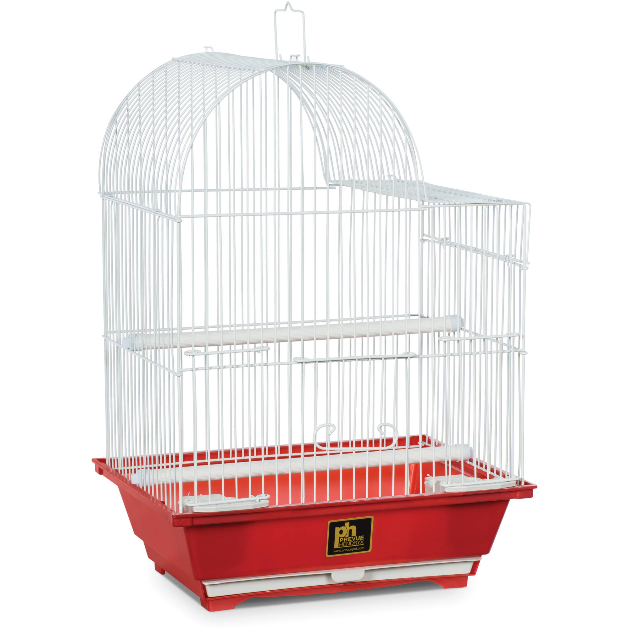Prevue Pet Products Small Red Bird Cage, SP50011