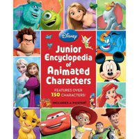 Disney Junior Encyclopedia of Animated Characters Hardcover