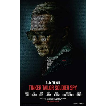 Tinker, Tailor, Soldier, Spy (2011) 11x17 Movie