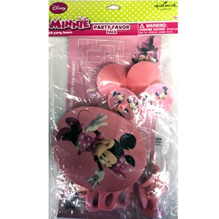 Minnie Mouse 'Bow-Tique' Favor Pack (20pc)