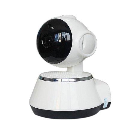 Wireless Home 1280*720 Resolution 360 Degree Rotating Camera 1 Million Dpi HD WIFI Livingroom Bedroom Video Recorder - image 1 of 6