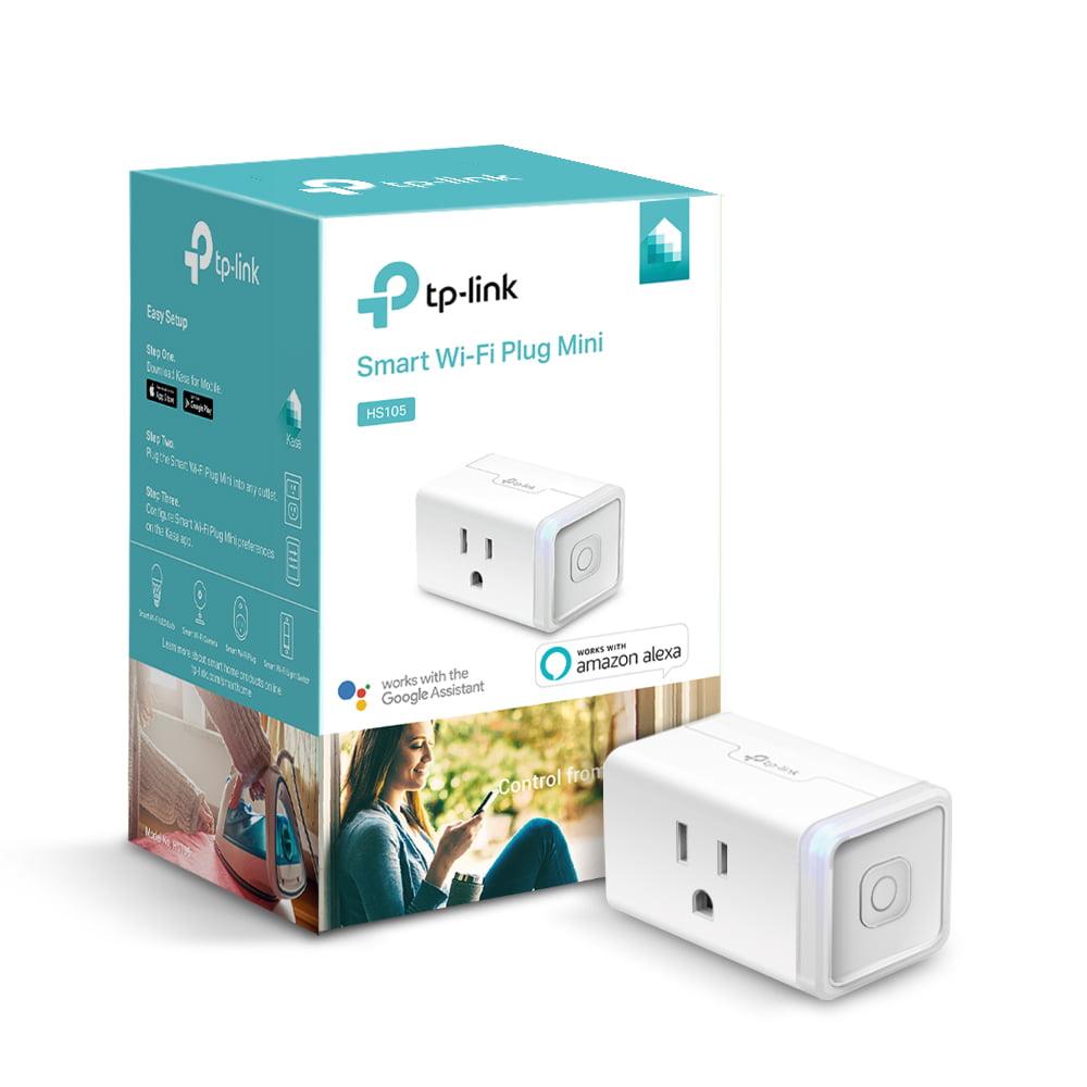 TP-Link HS105 Smart Plug Mini, 1-Pack