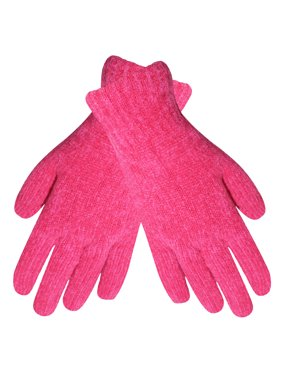 Womens Thermal Insulated Heat Trapping Gloves