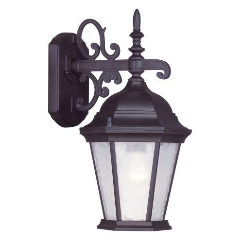 Livex Lighting 7555 Hamilton 1 Light Outdoor Wall Sconce