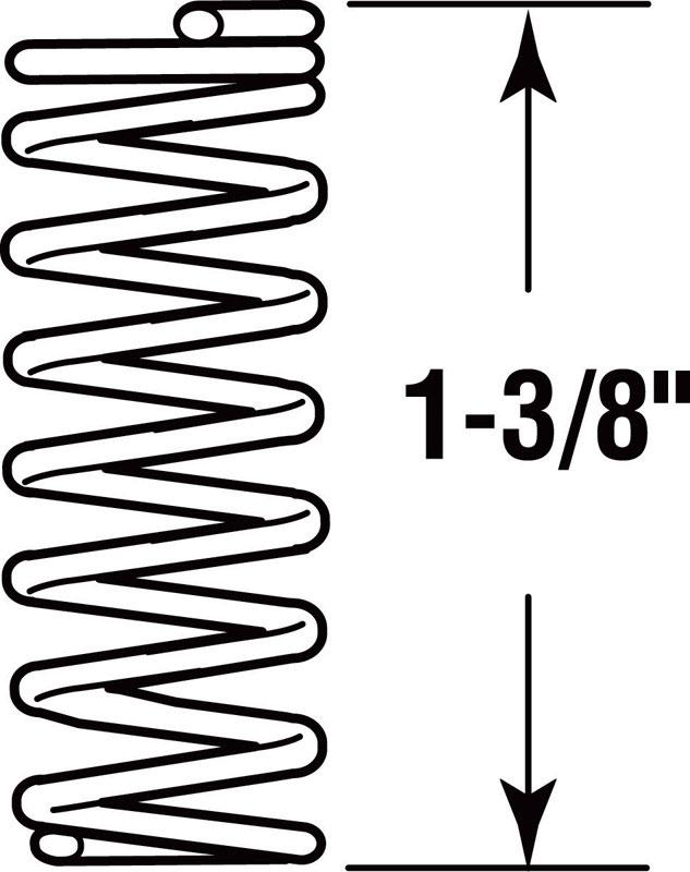 Prime Line Compression Spring 0 028 X 732 X 1 38 Steel