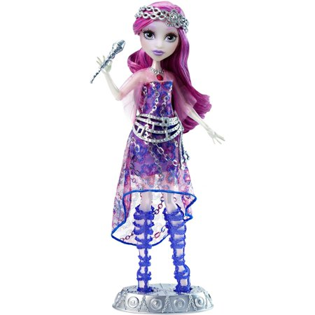 Monster High Welcome To Monster High Singing Popstar Ari Hauntington Doll (Monster High Collection For Sale)