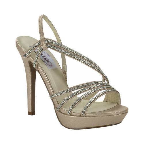 Women's Dyeables Dahlia Platform Sandal Economical, stylish, and eye-catching shoes