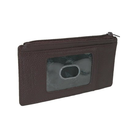 best cheap 44e1e 0223f Thin Holder Card Case, Chocolate Brown, One Size