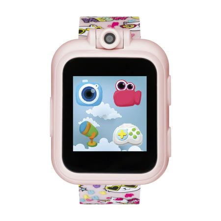 iTech Jr. Kids Smartwatch for Girls - Blush Cats