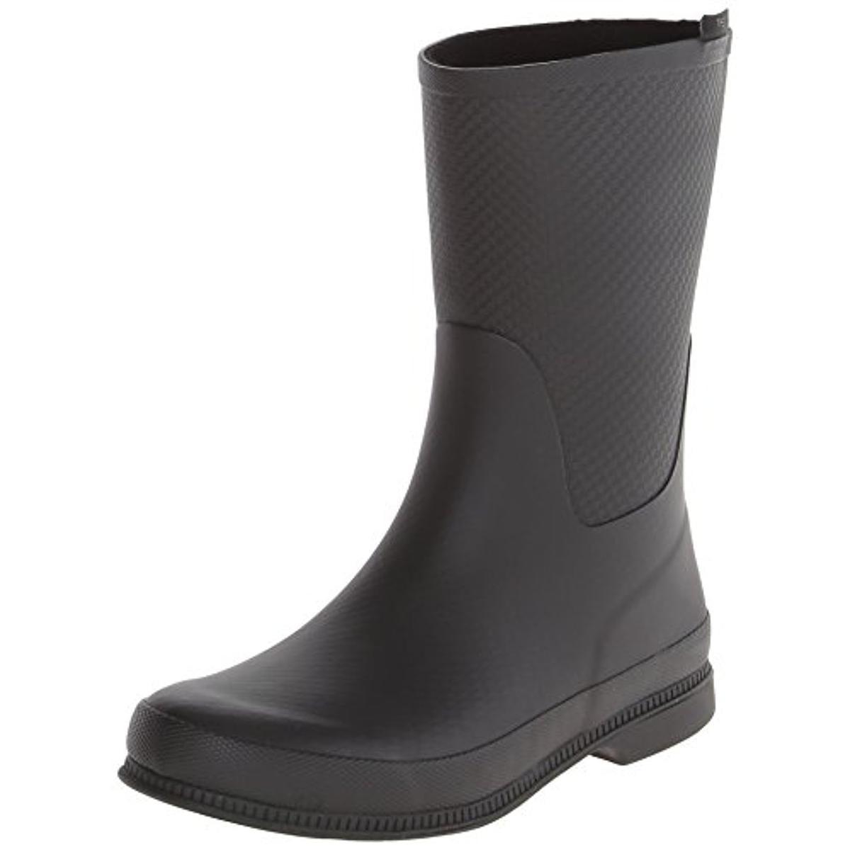 Tretorn Womens Vinter Mid-Calf Rubber Rain Boots by Tretorn