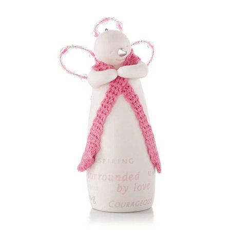 Hallmark Ornament 2013 Surrounded By Caring - Susan Komen Breast Cancer