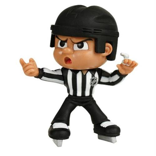 Hockey Referee Official NHL Lil Teammates NHL Ref Toy Figure by Party Animal Inc by Party Animal Inc