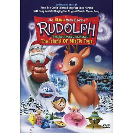 Rudolph the Red-Nosed Reindeer & the Island of Misfit