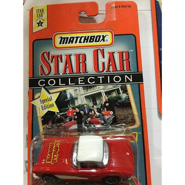 Matchbox Star Car Collection Animal House 1962 Corvette by