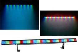 Chauvet COLORstrip 4 channel DMX 512 LED Linear Wash RGB Light
