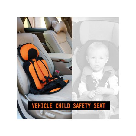 Infant Baby Kids Safety Seat Thickening Children Car Seat Carrier Cushion