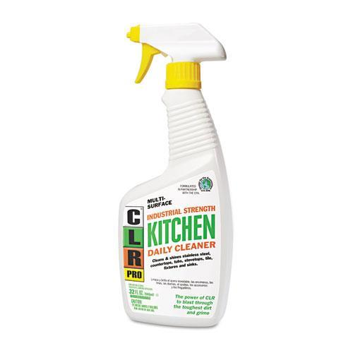 CLR Pro Industrial Strength Multi-Surface Daily Kitchen Cleaner, 32 fl oz