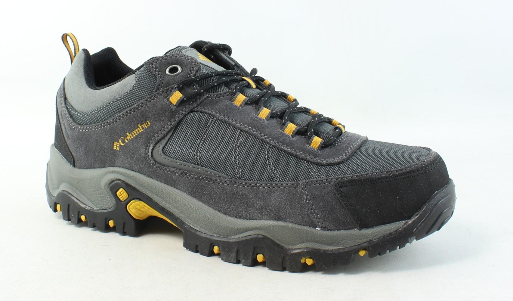 columbia men's granite ridge hiking shoe