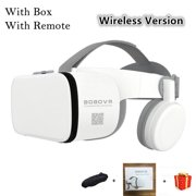 Best Virtual Reality Headsets - 3D VR Virtual Reality Headset - Comfortable Universal Review