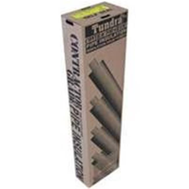 Quick R Products 859587 0.75 x 6 in. Pipe Insulation Slfs...