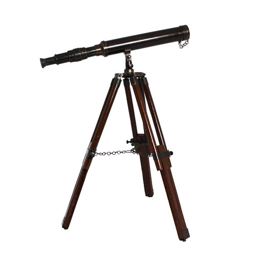 EC World Imports Replica Decorative Tabletop Telescope by ecWorld