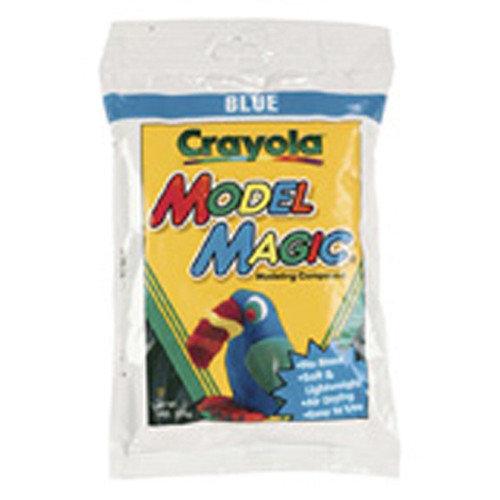 Crayola LLC Model Magic 4oz Blue (Set of 2)