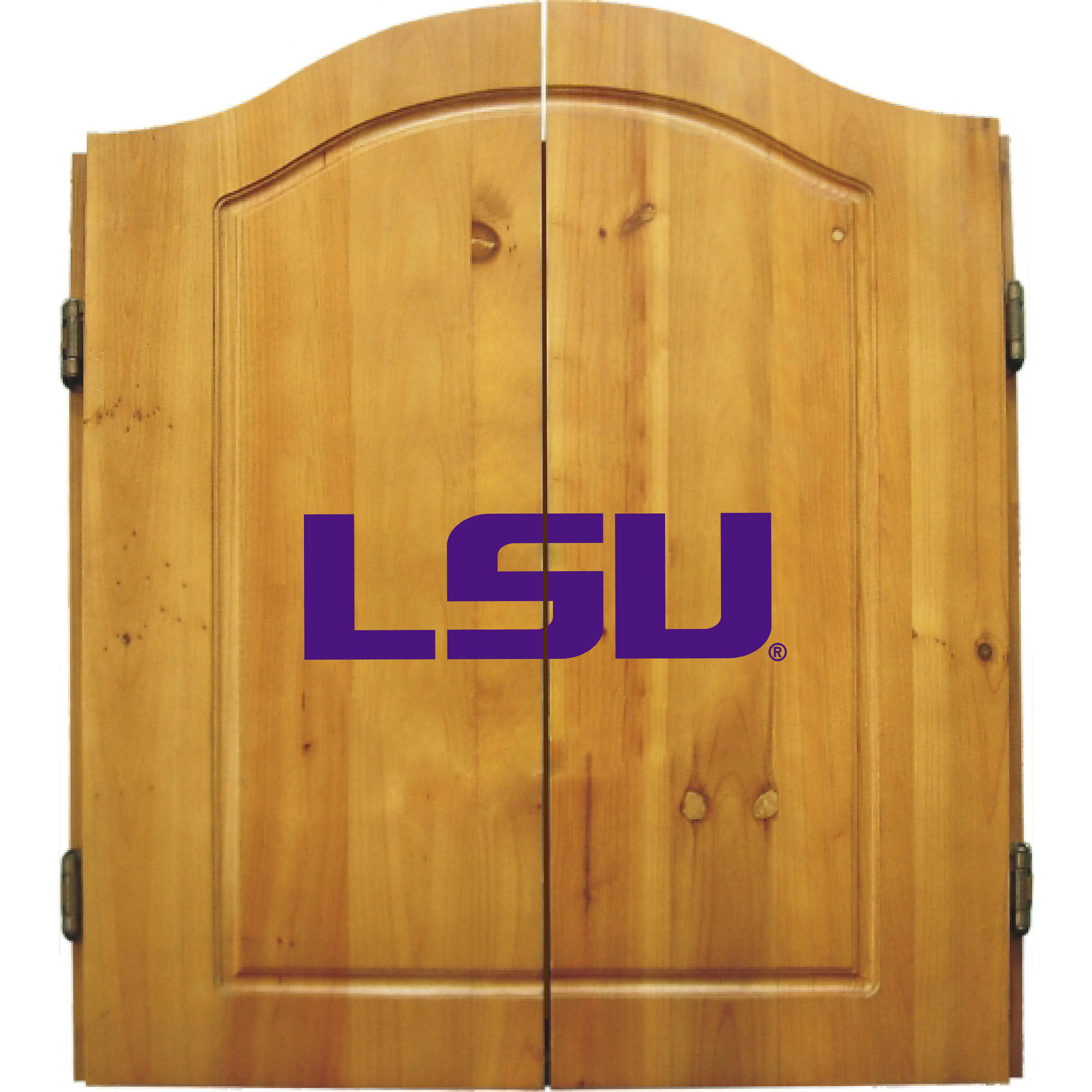 Imperial International NCAA Dart Cabinet, Louisiana State University Tigers