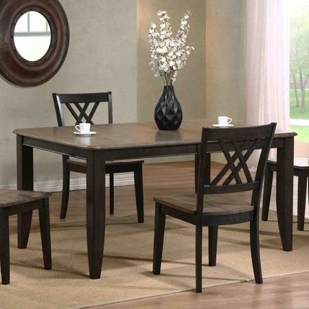 Iconic Furniture Rectangular Extendable Dining Table