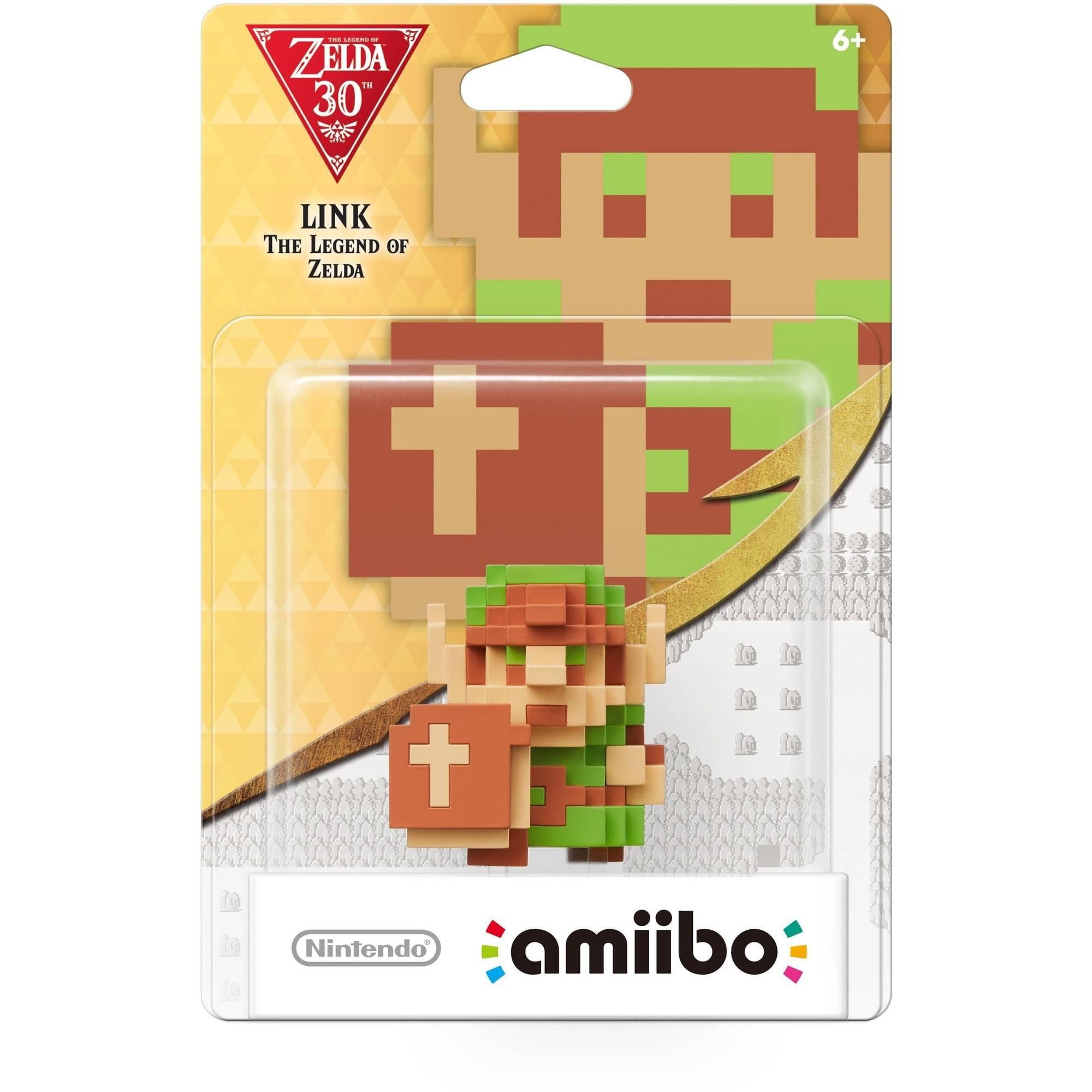 8-Bit Link, Zelda Series, Nintendo amiibo, NVLCAKAF