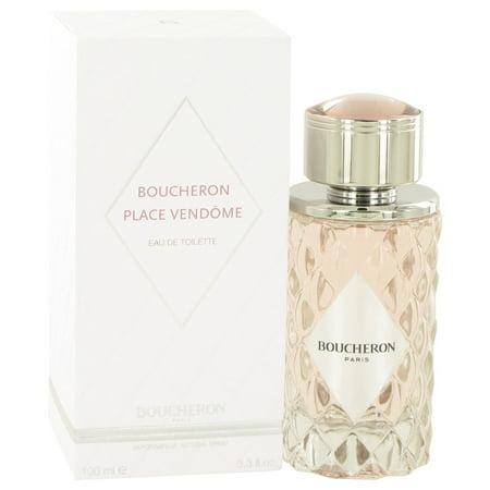 Boucheron Place Vendome Perfume by Boucheron, 3.4 oz Eau De Toilette Spray - image 3 de 3