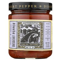 Desert Pepper Trading Mild Divino Salsa - Case Of 6 - 16 Oz.