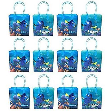 12PCS Disney Finding Dory Licensed Goodie Party Favor Gift Birthday Loot - Dora Theme For Birthday Party