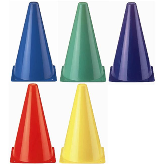 Dick Martin Sports MASSC9S Rainbow Cones - Set Of 6