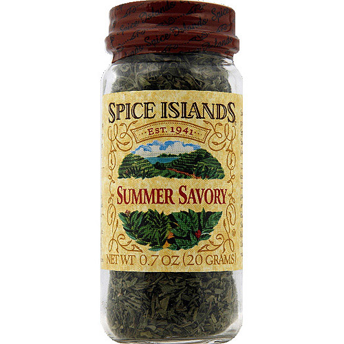 Spice Islands Summer Savory, .7 oz (Pack of 3)