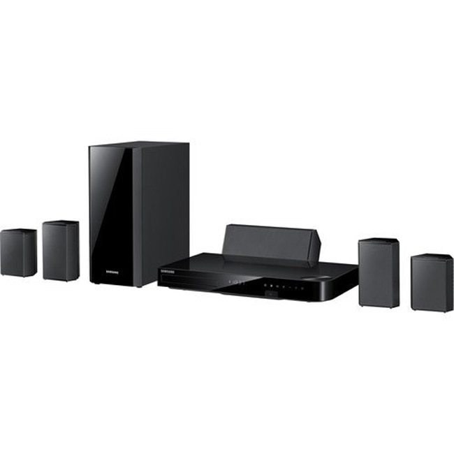 Samsung HTFM53 5.1 Channel Home Theater System